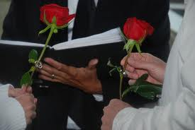 Rose Ceremony